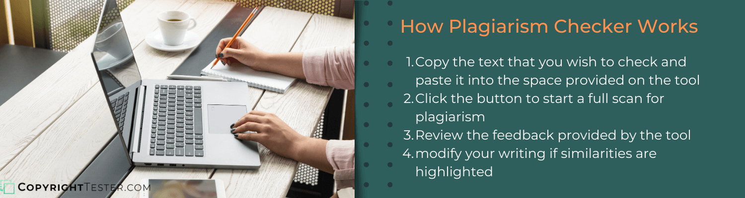 how free online plagiarism checker works